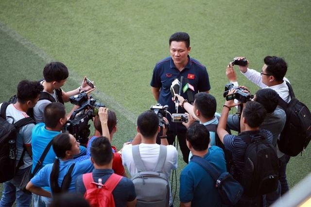 Vietnam coach U22: