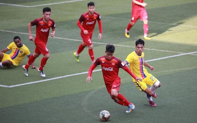 U22 Việt Nam chốt danh sách 23 cầu thủ tham dự giải U22 Đông Nam Á - 1
