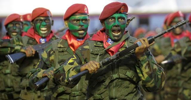 """Nga """"tố"""" Mỹ kích động đảo chính quân sự tại Venezuela - 1"""