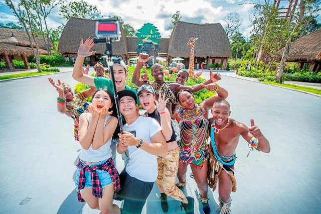 """Vinpearl Safari Phú Quốc – Trải nghiệm """"Tết mới"""",  gắn kết thiên nhiên  - 6"""