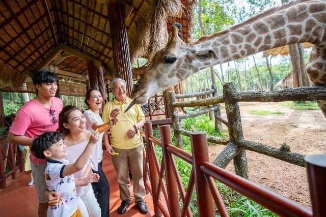 """Vinpearl Safari Phú Quốc – Trải nghiệm """"Tết mới"""",  gắn kết thiên nhiên  - 11"""