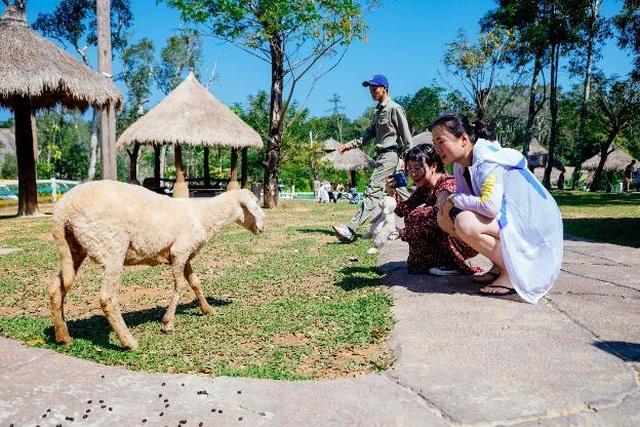 """Vinpearl Safari Phú Quốc – Trải nghiệm """"Tết mới"""",  gắn kết thiên nhiên  - 12"""