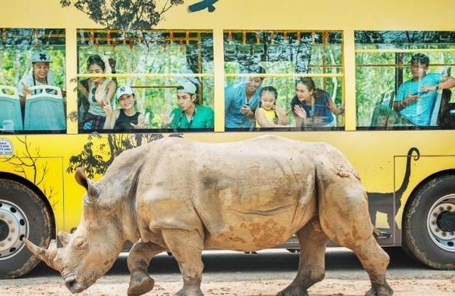 """Vinpearl Safari Phú Quốc – Trải nghiệm """"Tết mới"""",  gắn kết thiên nhiên  - 15"""