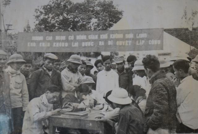 Xứ Nghệ tiếp lửa bảo vệ biên cương 1979 - 1