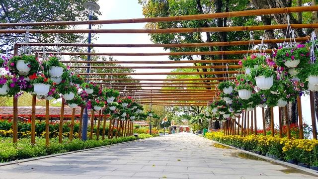 Ngắm Huế đẹp lạ lẫm trên những con đường đi bộ ven sông Hương - 8