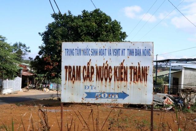 Hàng loạt hộ dân bỗng dưng nhận trát nộp thêm tiền hoặc cắt nước tại Đắk Nông! - 2