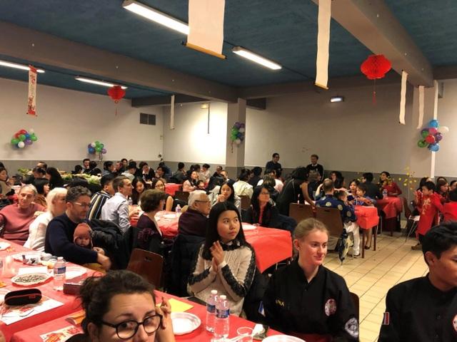 Du học sinh Việt Nam tại Nancy - Metz tưng bừng đón Xuân mới Kỷ Hợi 2019 - 5