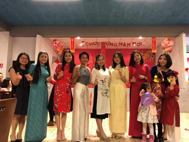 Du học sinh Việt Nam tại Nancy - Metz tưng bừng đón Xuân mới Kỷ Hợi 2019 - 7
