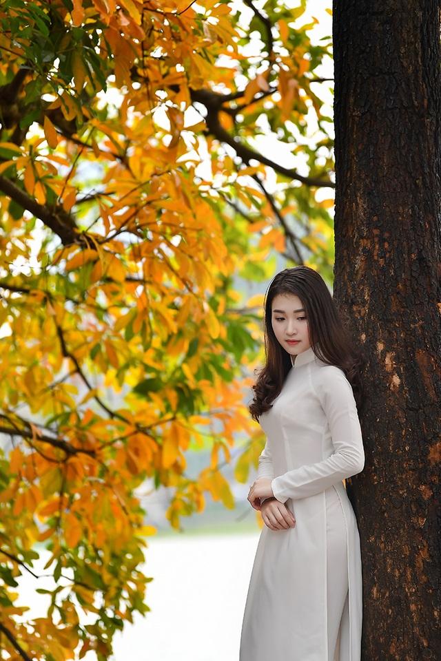 Kết quả hình ảnh cho cô gái mùa thu