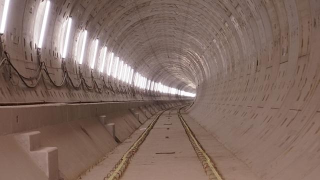 Thâm nhập công trường metro Bến Thành - Suối Tiên những ngày đầu năm - 10