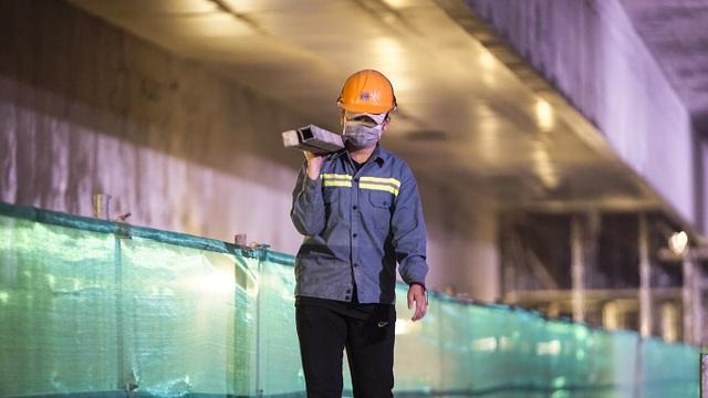 Thâm nhập công trường metro Bến Thành - Suối Tiên những ngày đầu năm - 14