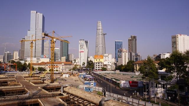 Thâm nhập công trường metro Bến Thành - Suối Tiên những ngày đầu năm - 18