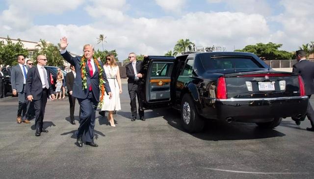 Những thông tin thú vị xung quanh chiếc xe Quái thú của ông Trump - 11
