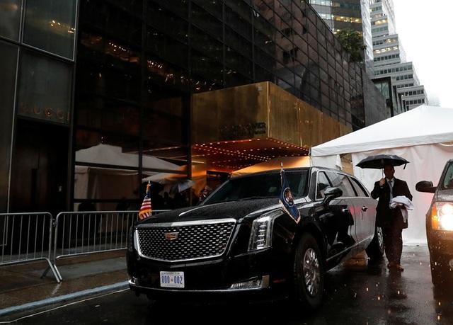 Những thông tin thú vị xung quanh chiếc xe Quái thú của ông Trump - 7