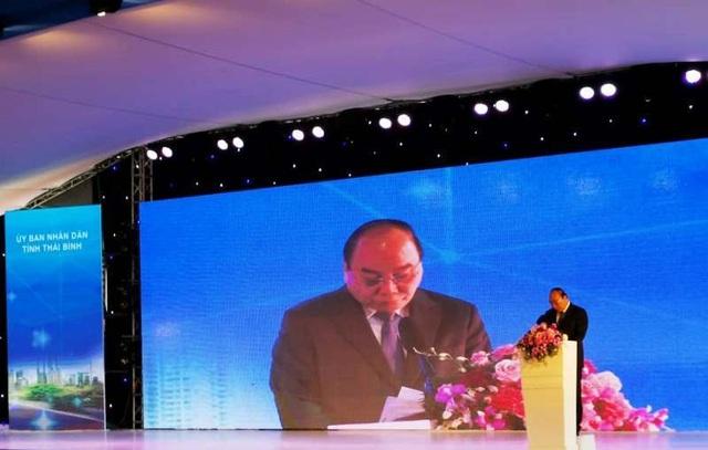 """Thủ tướng: """"Thái Bình là tỉnh kiểu mẫu về ý Đảng lòng dân trong nông nghiệp"""" - 1"""