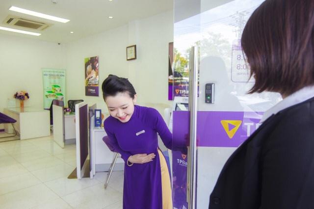 Hai chi nhánh TPBank đầu tiên tại Quảng Nam và Thái Nguyên sắp đi vào hoạt động - 1
