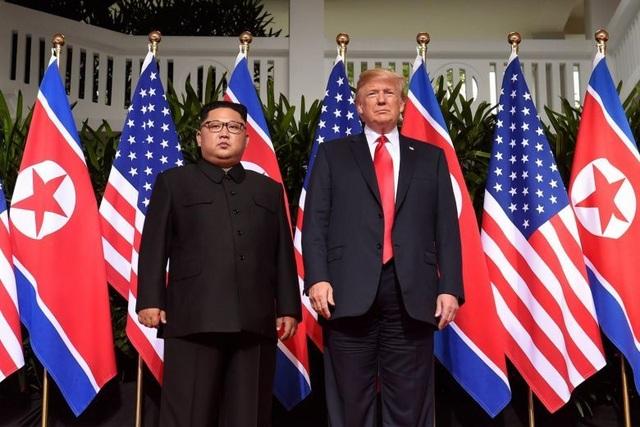 Hội nghị Mỹ-Triều lần 2: Kỳ vọng đột phá sau cú bắt tay lịch sử  - 1