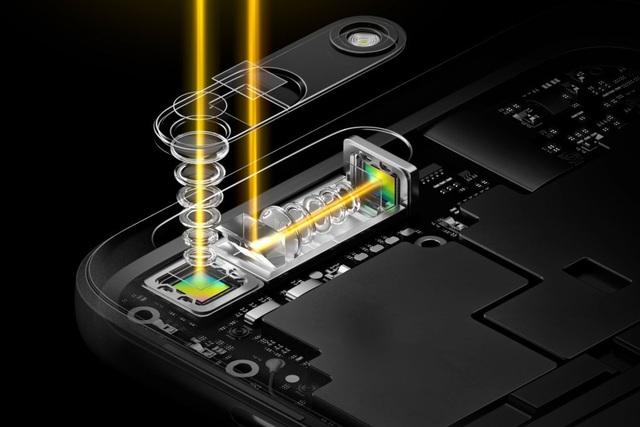 Oppo tung công nghệ zoom quang học 10x tại MWC 2019 - 2