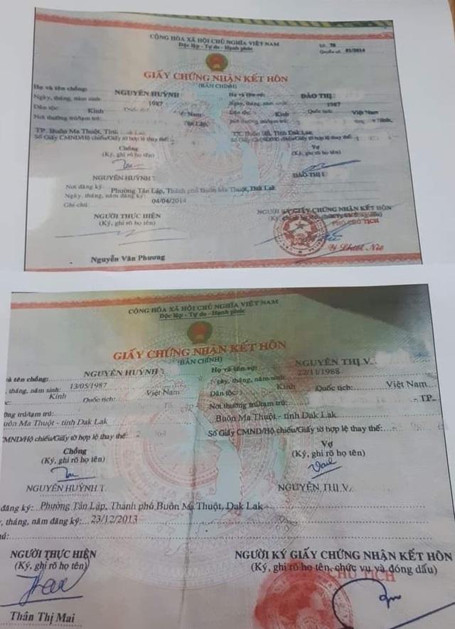 Người đàn ông đang có vợ vẫn được phường cấp giấy đăng ký kết hôn - 2