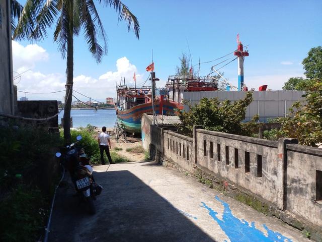 Quảng Bình: Trảm xưởng đóng tàu ở thành phố hành dân suốt thời gian dài! - 1