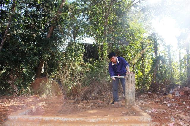 Công trình nước sạch hàng trăm triệu đồng nhanh chóng bị bỏ hoang tại Gia Lai! - 2