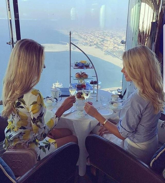 Choáng váng trước sự giàu có và tiêu tiền như nước của gái trẻ Dubai - 9