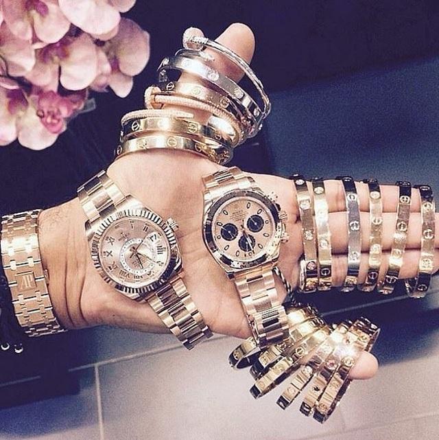 Choáng váng trước sự giàu có và tiêu tiền như nước của gái trẻ Dubai - 10