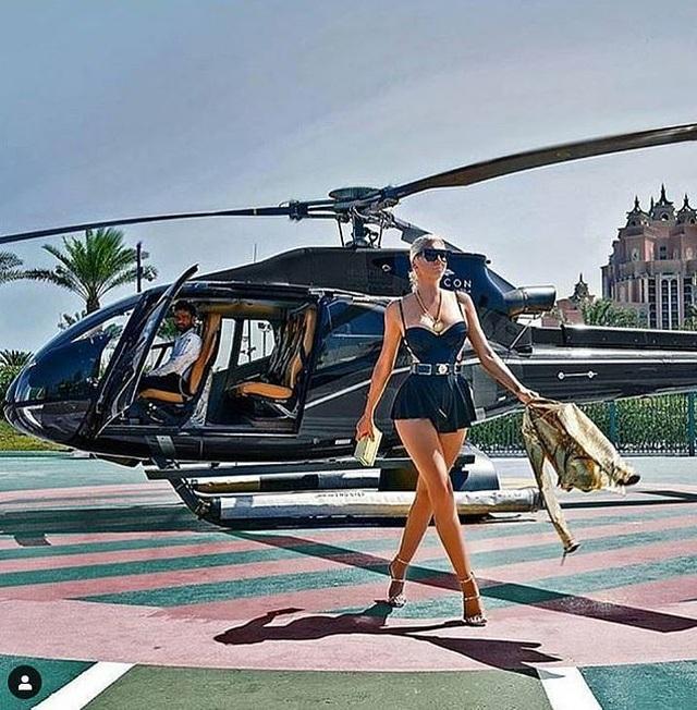 Choáng váng trước sự giàu có và tiêu tiền như nước của gái trẻ Dubai - 11