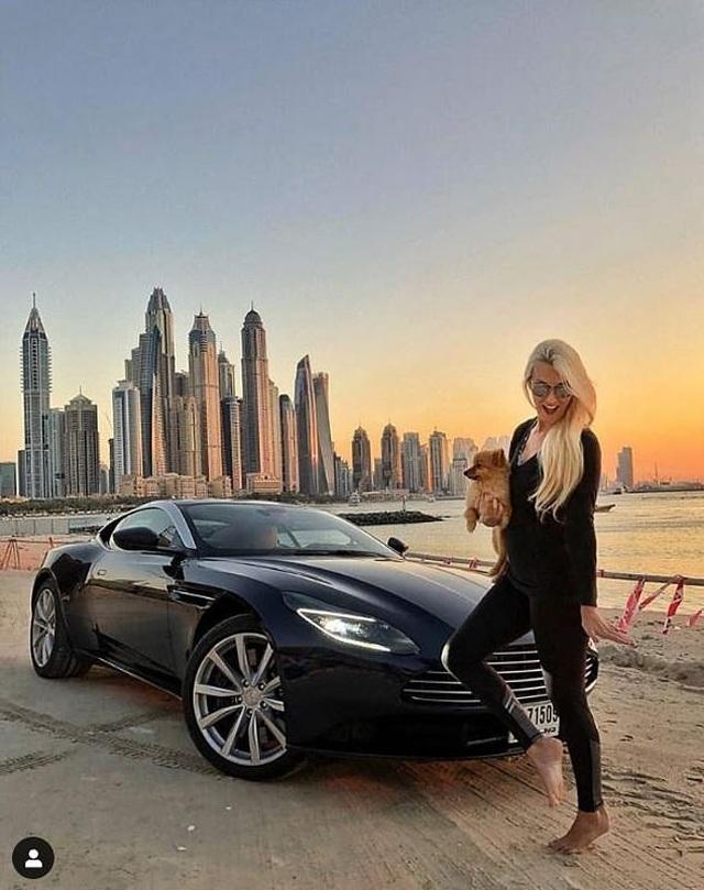 Choáng váng trước sự giàu có và tiêu tiền như nước của gái trẻ Dubai - 4