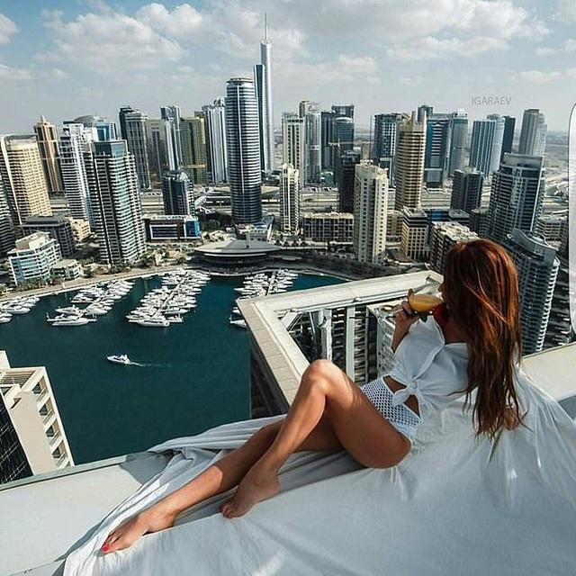 Choáng váng trước sự giàu có và tiêu tiền như nước của gái trẻ Dubai - 5