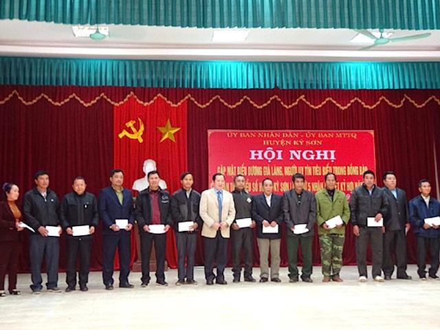Người uy tín trong đồng bào dân tộc ở Nghệ An: Điểm tựa vững vàng tại cơ sở! - 4