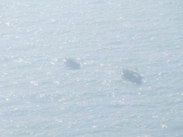 Một thuyền viên nghi mất tích trên biển khi đang đi từ Thái Lan qua Malaysia - 1