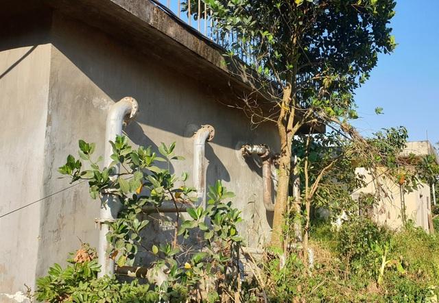 """Xã nghèo nhất tỉnh """"tiếc đứt ruột"""" nhìn công trình nước sạch bỏ không - 3"""