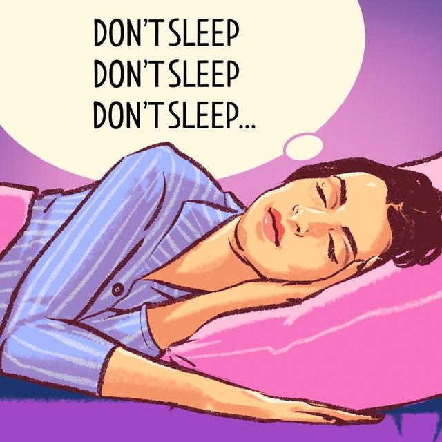 Làm thế nào để ngủ được ngay sau 10, 60, 120 giây? - 4