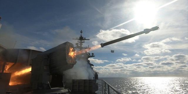 Hải quân Mỹ phát triển vũ khí tấn công, chủ động đối phó Trung Quốc  - 1