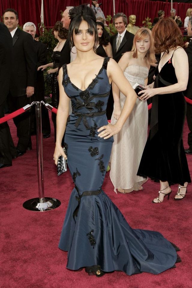 Những bộ váy cuốn hút nhất trên thảm đỏ Oscar - 14