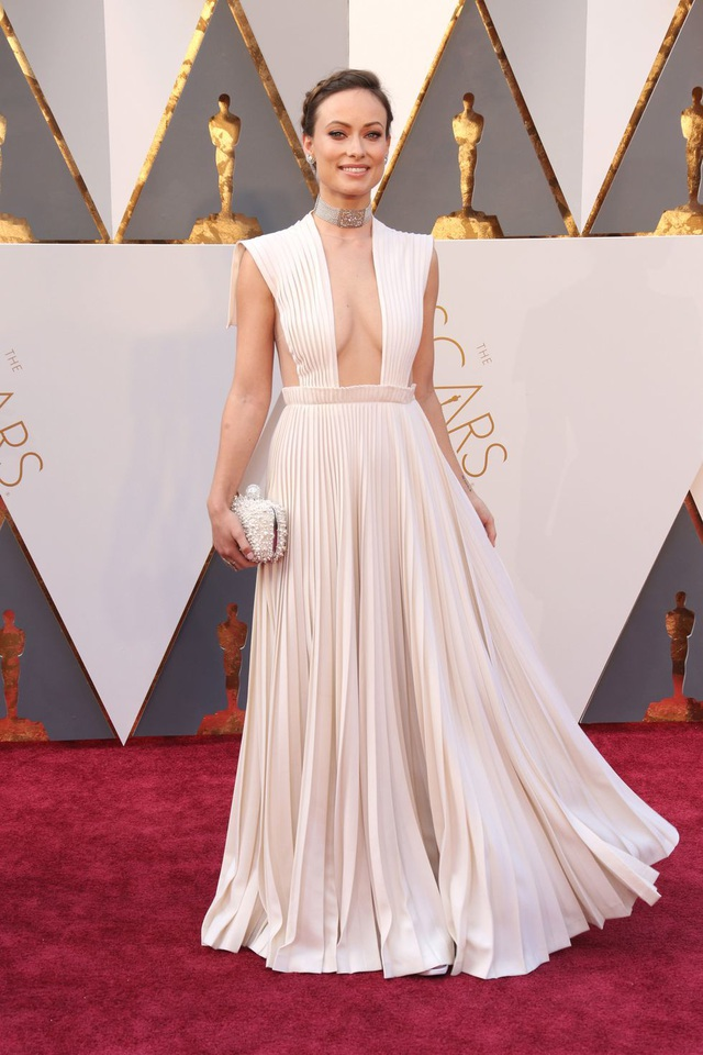 Những bộ váy cuốn hút nhất trên thảm đỏ Oscar - 23