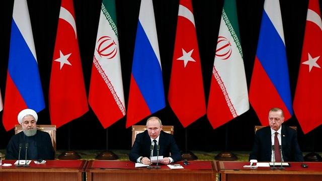 Tổng thống Putin khen ông Trump thực hiện điều hiếm hoi trong chính trị Mỹ - 2