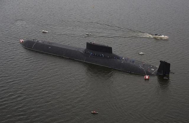 Quái vật Akula - vũ khí đáng sợ của Nga - 1