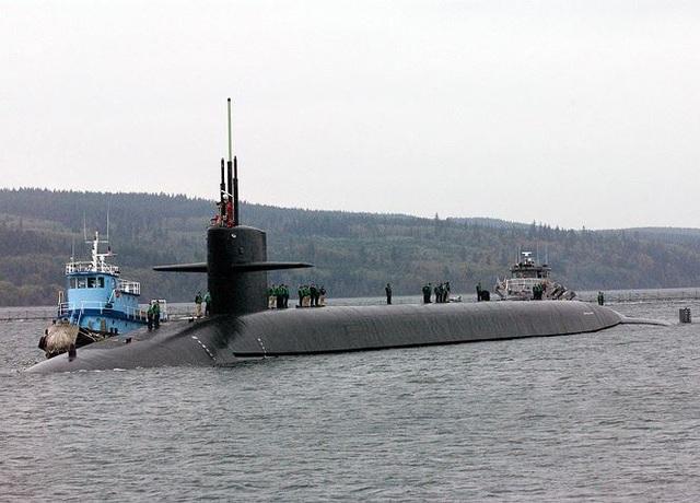 Quái vật Akula - vũ khí đáng sợ của Nga - 2