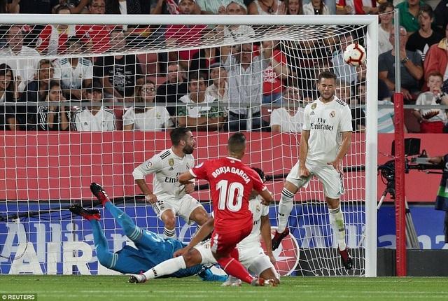 Real Madrid tiếp tục thăng hoa sau chuỗi 6 trận toàn thắng? - Ảnh minh hoạ 3