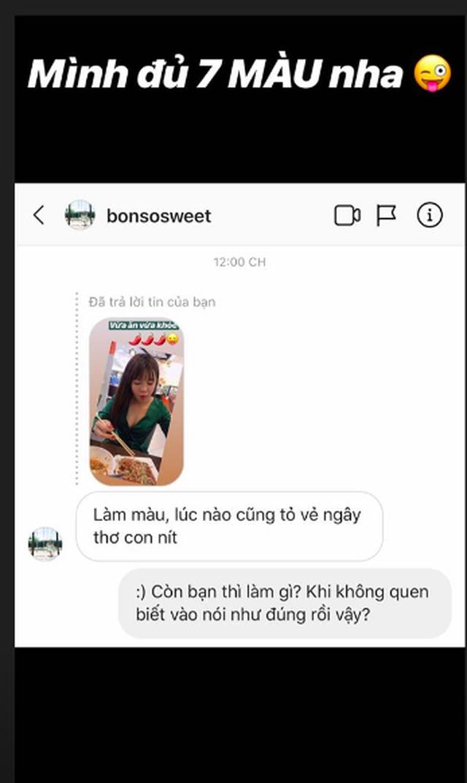 Trận chiến giữa bạn gái cầu thủ Quang Hải, Văn Lâm, Duy Mạnh với anti fans - 3