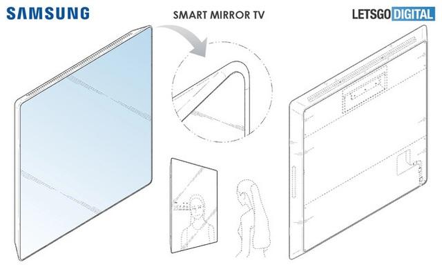 Lộ diện ảnh Xiaomi Mi 9, Samsung được cấp bằng sáng chế TV kiêm gương thông minh - Ảnh minh hoạ 3