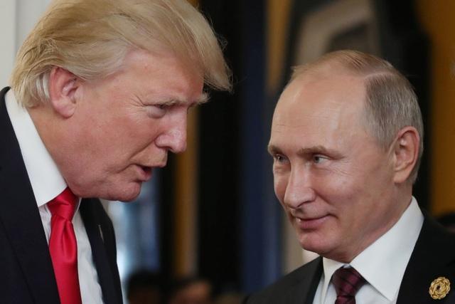 Tổng thống Putin khen ông Trump thực hiện điều hiếm hoi trong chính trị Mỹ - 1