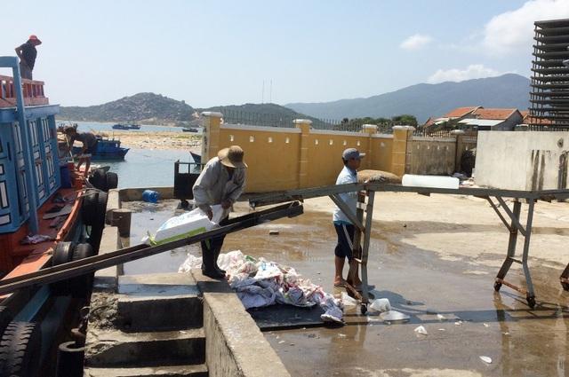 Sau Tết Nguyên đán, ngư dân Phú Yên tất bật chuẩn bị vươn khơi - 2