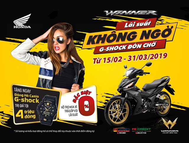 Honda tặng đồng hồ G-Shock khi mua Winner 150.jpg