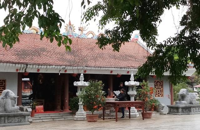 Báo cáo Bộ Văn hóa về việc phát ấn ở đền thờ Trần Hưng Đạo - 1