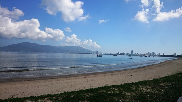 Kết quả xét nghiệm mẫu nước biển đen ngòm ở Đà Nẵng - 1