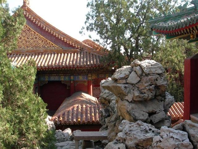 Khu vườn bí mật hơn 200 năm tuổi của vua Càn Long - 1