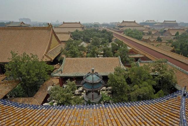 Khu vườn bí mật hơn 200 năm tuổi của vua Càn Long - 2